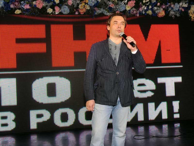 Главный редактор журнал FHM Вячеслав Ровнер
