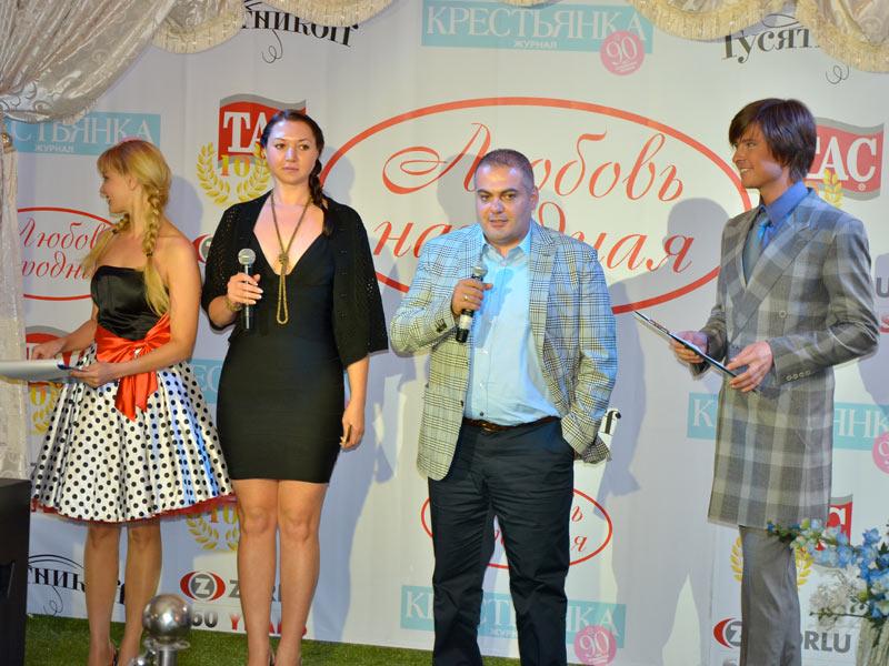 Марина Орлова, Ирина Мухина, Генеральный директор российского представительства Zorlu Салих Узун, Прохор Шаляпин
