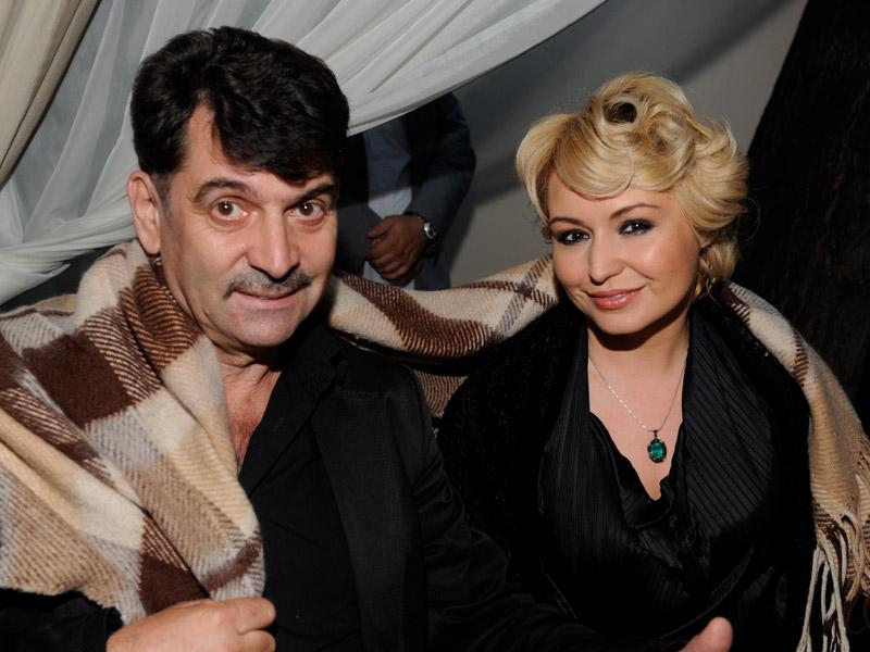 Владимир Вишневский и Катя Лель